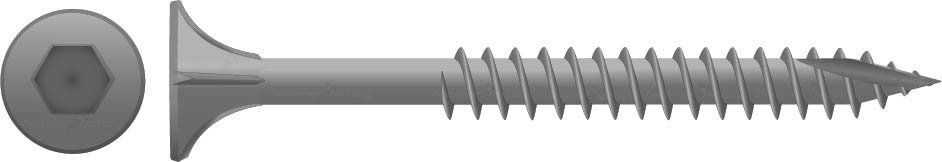 75mm Batten Screw